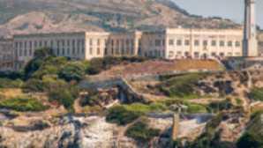 Alcatraz Agave Trail