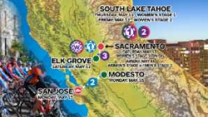 Amgen Tour of California – Stage 2