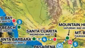 Amgen Tour of California – Stage 4