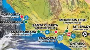 Amgen Tour of California – Stage 7