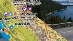 Amgen Tour of California – Women's Stage 1