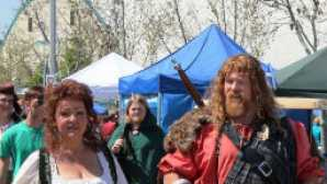 Kern County Scottish Games