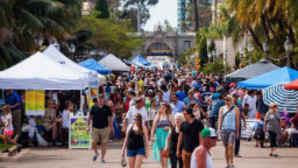 Balboa Park – Veranstaltungen