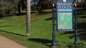 Balboa Park Paths and Trails