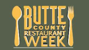 Butte County Restaurant Week logo