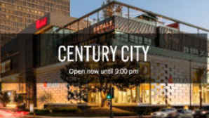 Westfield Century City mall