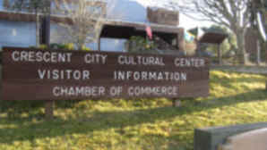 Crescent City/Del Norte County Visitor Center