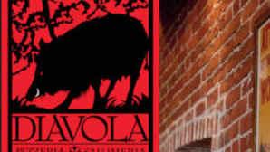 Diavola Pizzeria & Salumeria logo
