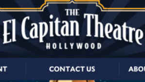 Spotlight: Hollywood vca_resource_elcapitantheater_256x180