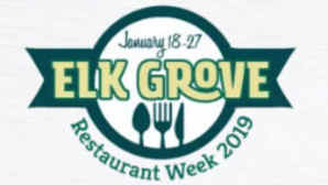 Elk Grove Restaurant Week logo