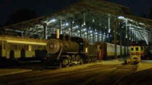 Griffith Park Train Rides