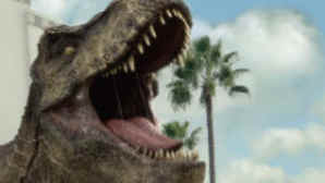 Jurassic World–The Ride