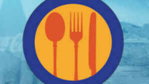 Logo for Dining options at Knott's Berry Farm