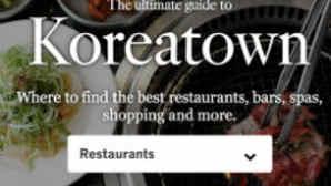Koreatown Guide