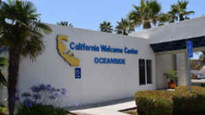 California Welome Center - Oceanside