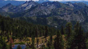 Pacific Crest Trail – Northern California