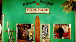 Rincon Designs Surf Shop