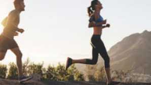 Running Races in California