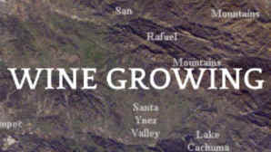 Wine Growing Areas of Santa Barbara County