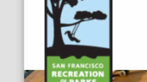 Logotipo do Distrito de Parques e Recreação de San Francisco