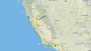 Strava – Amgen Tour of California Routes
