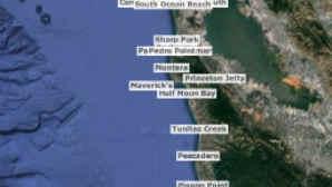 Surfline – San Francisco