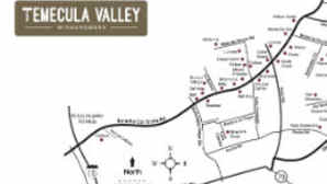Temecula Valley Winegrowers—Winery Map