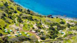 Two Harbors Camping
