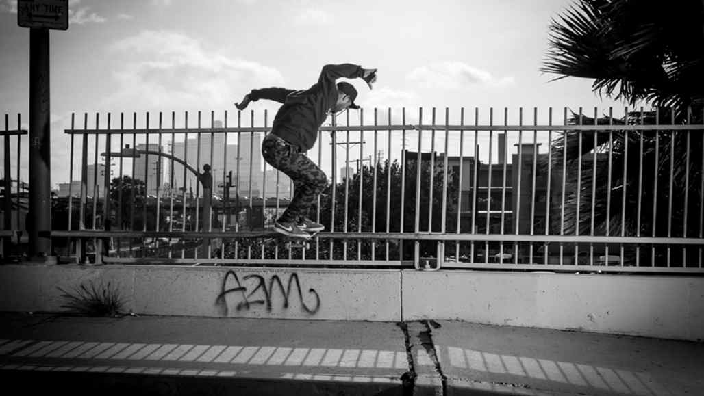 Atiba Jefferson: The Art of Skate-ography Video_KeyFrameOnly_Curated_ArtofSkate-ography