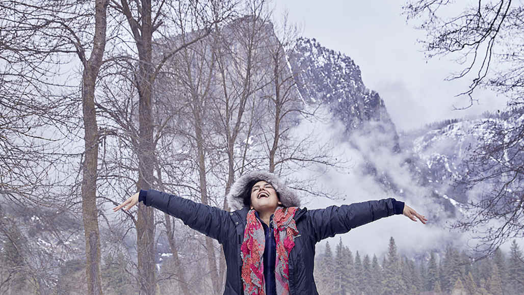 Yosemite Adventure with Bollywood Actress Huma Qureshi yosemite_national_park