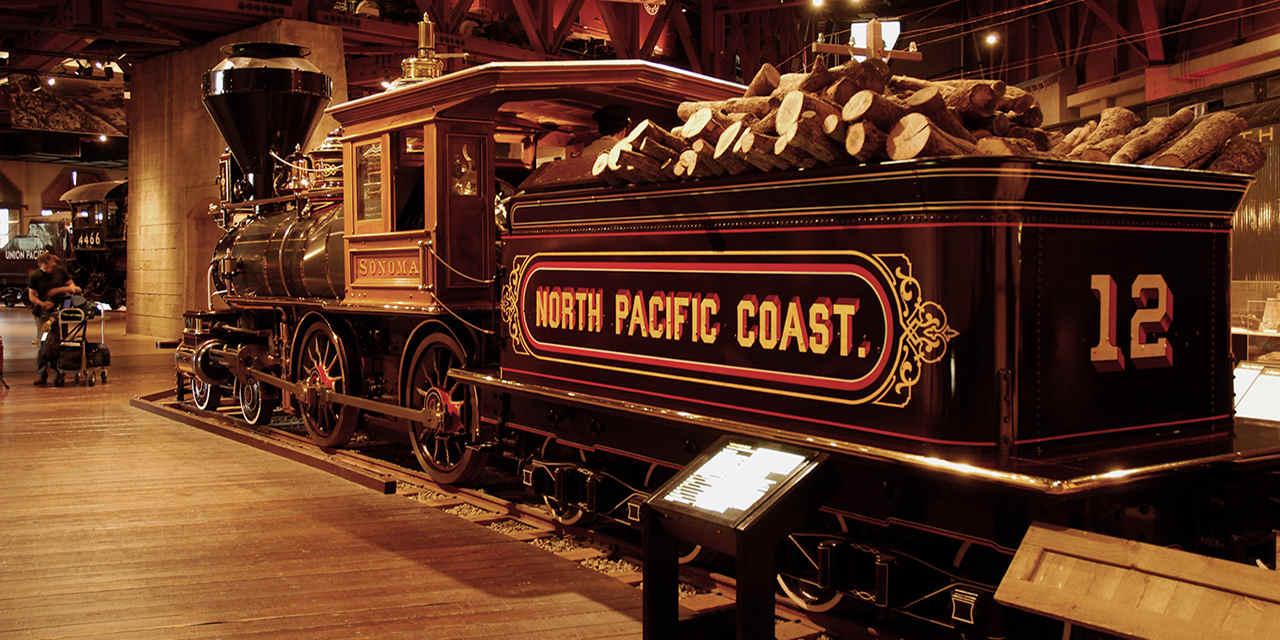 加州铁路博物馆