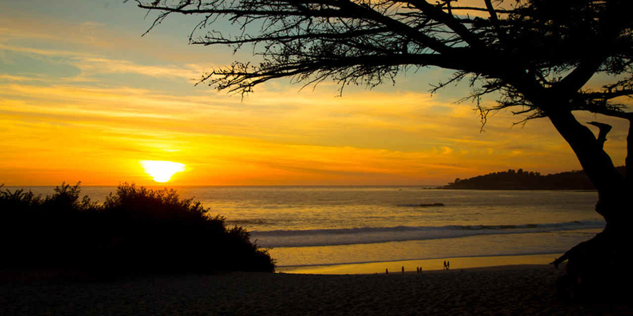 カーメルビーチ