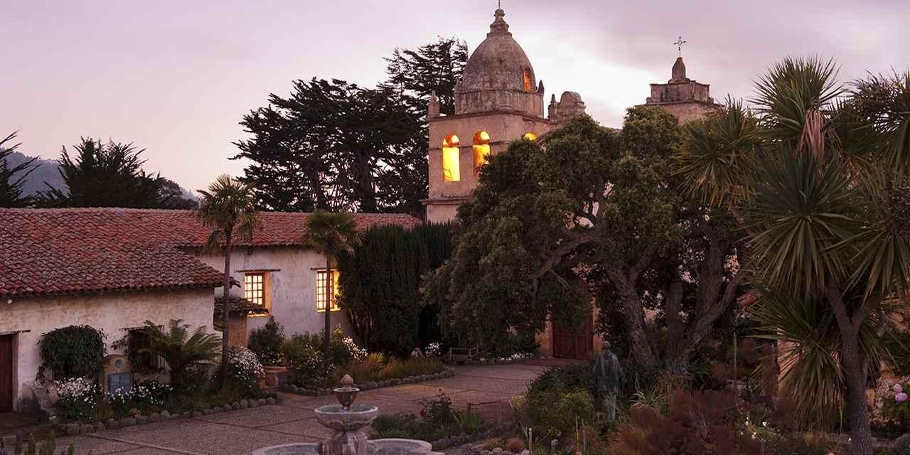 Destaque: Monterey e Carmel