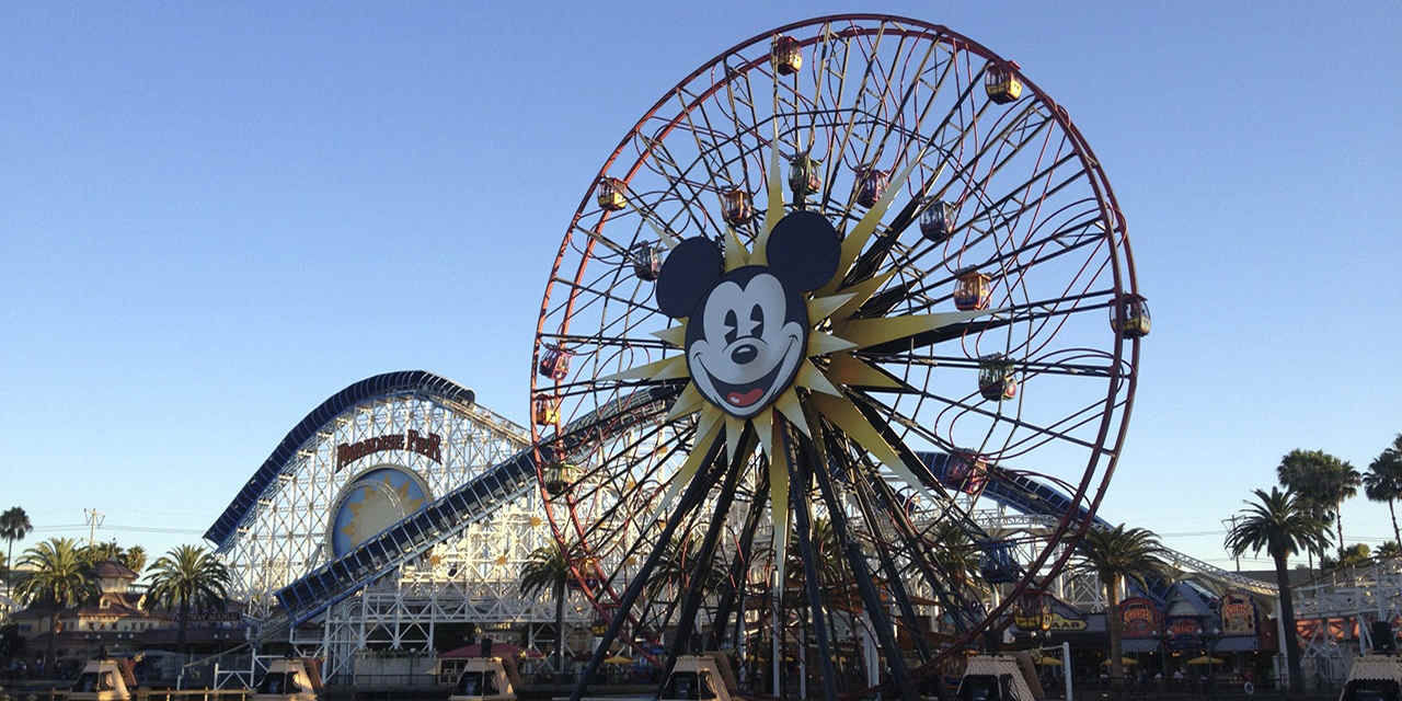 Come spostarsi all'interno del Disneyland Resort Disneyland_MickeysFunWheel_CaliforniaAdventure_LH_1280x642
