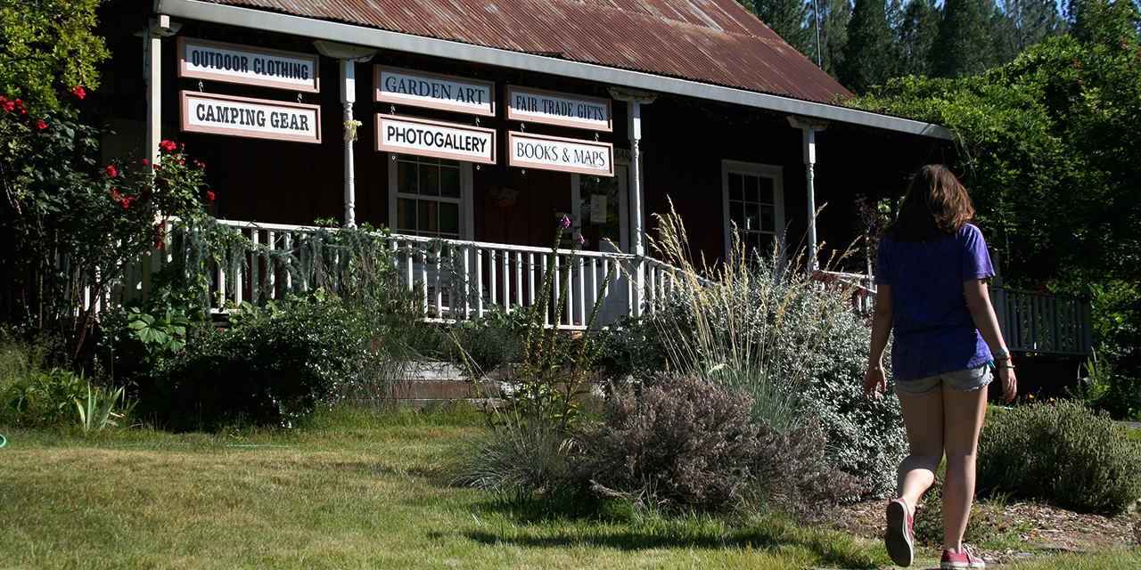 Cidades que dão acesso a Yosemite