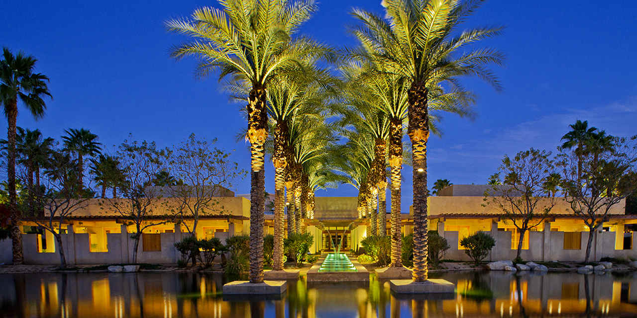 Les Resorts de luxe de Palm Springs