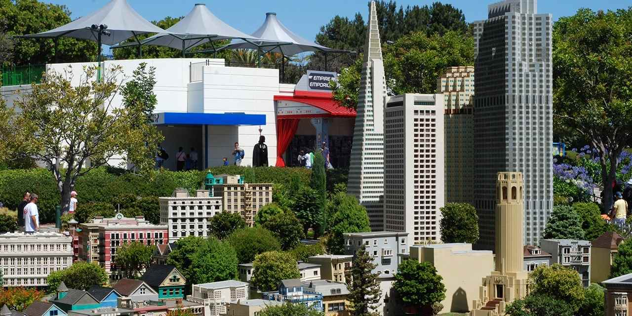 Destaque: Legoland California