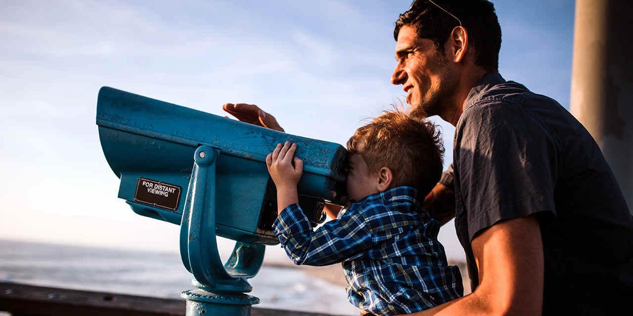 Califórnia: Família