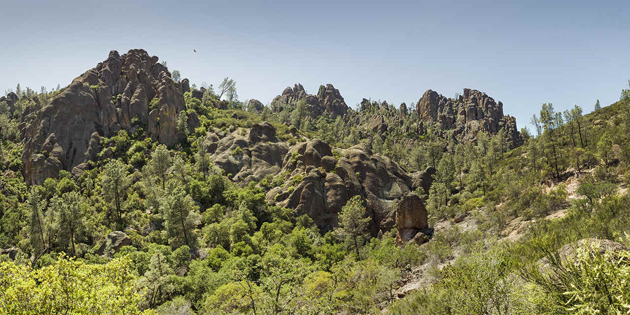 Destaque: Parque Nacional Pinnacles