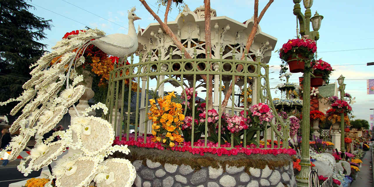 Rose Parade and Rose Bowl