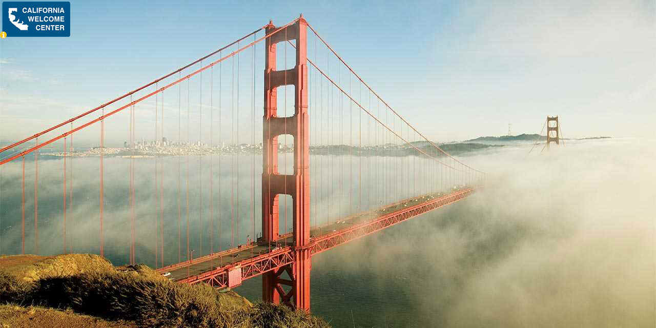 California Welcome Centers Dans La Baie De San Francisco
