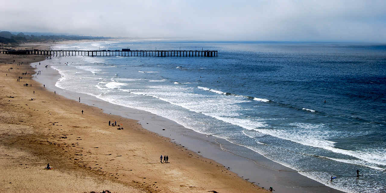 Beaches in San Luis Obispo County