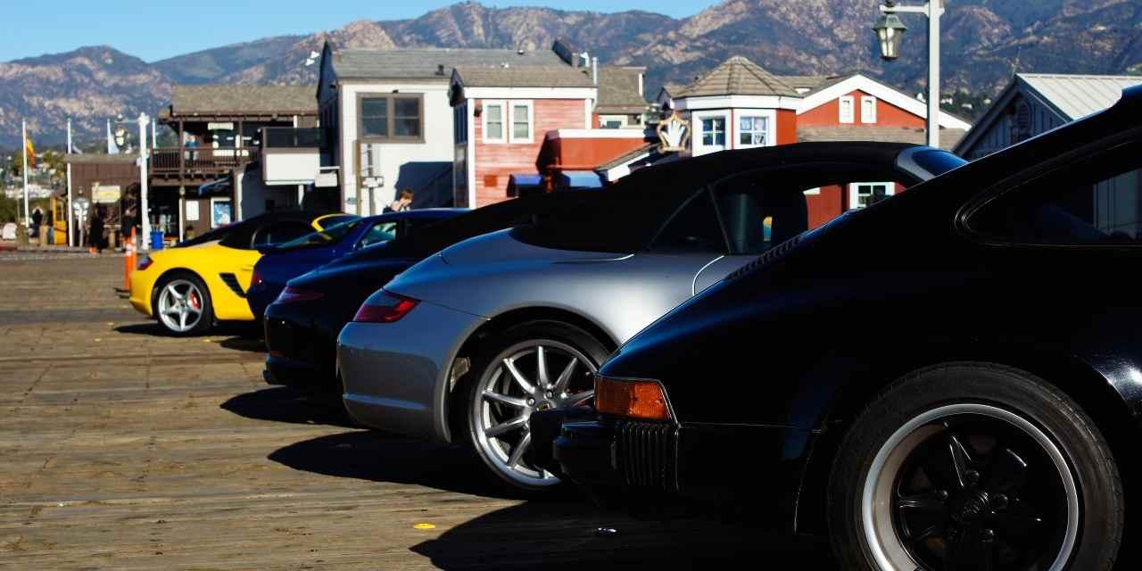 차량 및 RV 렌탈