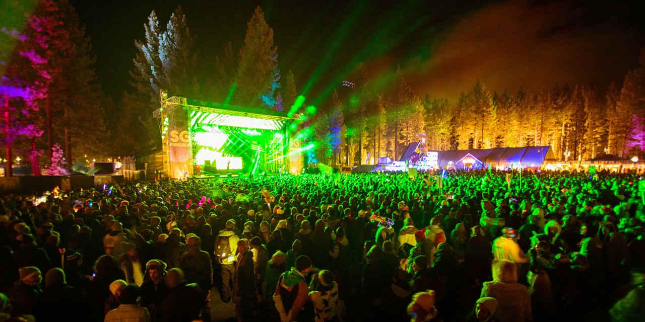 Snowglobe Music Festival