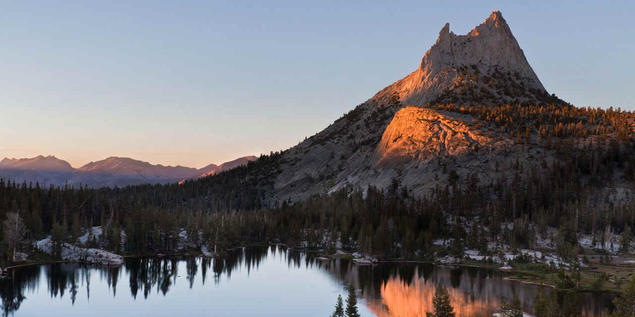Tuolumne Meadows a Yosemite