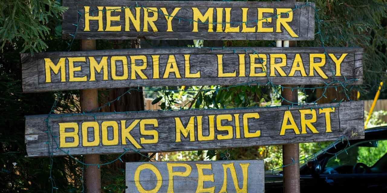 ヘンリー・ミラー記念図書館