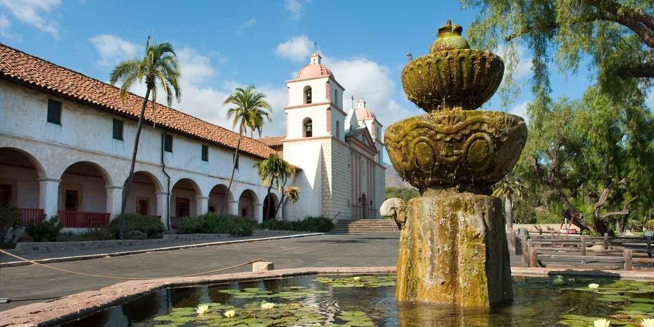 Missão em Santa Barbara