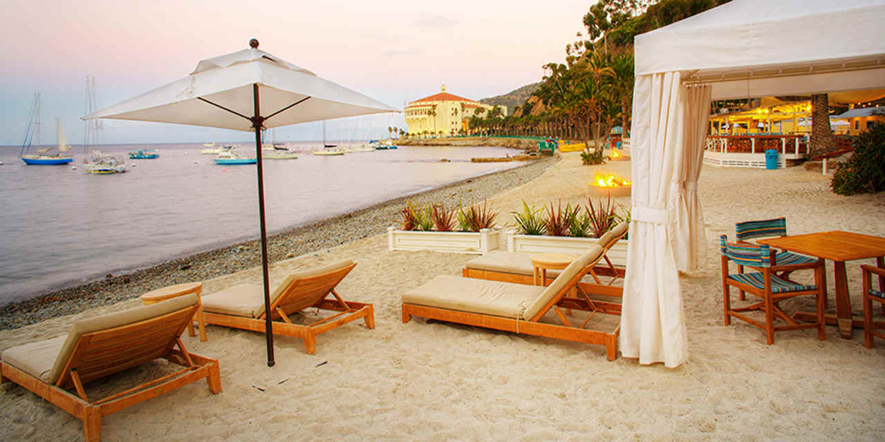 Catalina's Luxury Lodgings & Beach Club