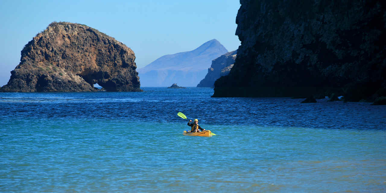 Destaque: Parque Nacional Channel Islands