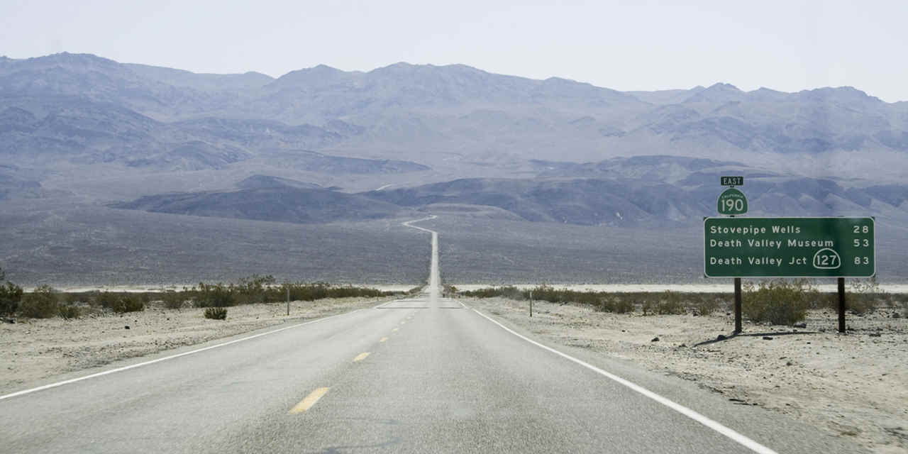 Visitare la Death Valley in tutta sicurezza